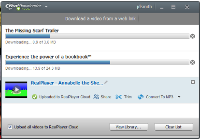 real free video downloader software